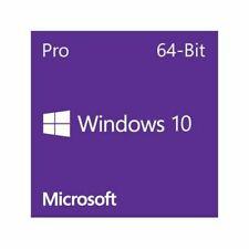 Microsoft Windows 10 Pro 64-bit licence-ALLEMAND (FQC-08922)...
