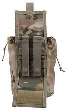 wallet tactical molle compatible multicam camo rothco 11661