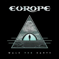 Europe - Walk The Earth (CD Jewel Case)