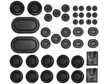 NEW! 1969-1970 Ford Mustang body plug kit set of 44 pc Seat, Cowl, Seat,Quarter