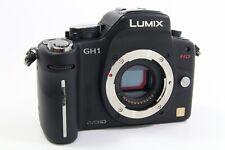Panasonic Lumix DMC-GH1 Body schwarz, sehr guter Zustand