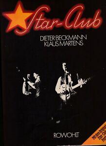 """BUCH """"Star-Club"""" 1980 BOOK A1 Zustand! Mit Plakate!"""