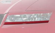 RDX Scheinwerferblenden FIAT Stilo (unten) Böser Blick Blenden Spoiler Tuning