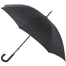 Governor - Black Walking Length Umbrella for Gents