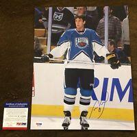 Cam Neely Boston Bruins Autograph Signed 11x14 Photo PSA/DNA COA