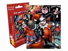 100 piece DC Comics Universe Retro 'HARLEY QUINN' Puzzle Licensed Product JOKER