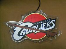 Cleveland Cavaliers, Lighted Logo Fixture, Neon-Like, MIB