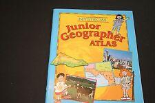 Junior Geographer Atlas by Nystrom