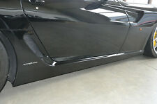 Ferrari 599 GTB SA APERTA Carbon Seitenschweller Side Skirt 83608510 83608810