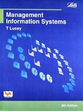 Management Information Systems by Lucey, T. Book The Cheap Fast Free Post