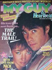 MY GUY MAGAZINE 30/10/82 - NICK HEYWARD