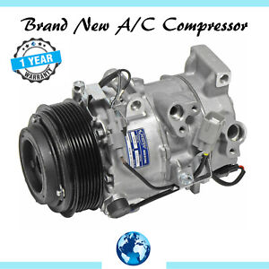 2006 GS300, 2007-2011 GS350, 2006-2013 IS250, 2011-2013 IS350 A/C Compressor