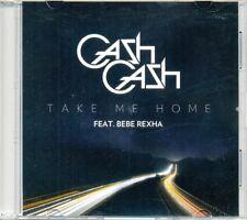 CASH CASH ft BEBE REXHA - Take me home 2TR DUTCH ACETATE PROMO CD 2013