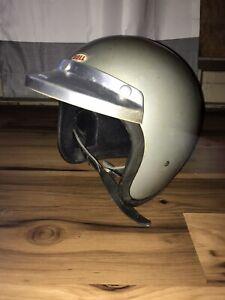 Vtg BELL Super Magnum Helmet 73/8