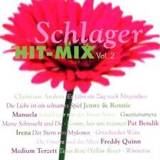 Schlager Hit-Mix 2 (15 Medleys) Christian Anders, Graham Bonney, Erik Sil.. [CD]