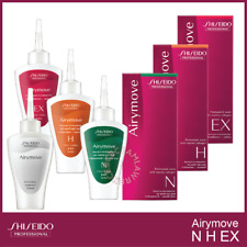 N H EX Permanent SHISEIDO Airymove Wave Curl Hair Perm Lotion + Neutralizer