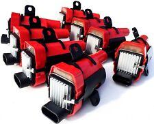 8 Hi Output Ignition coils GM Chevy Cadillac LS1 LS3 LQ LM 19005218 4.8 5.3 6.0