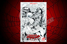 Amazing Spider-man Renew Your Vows Vol 2 #1 KRS Comics Kirkham SKETCH Variant