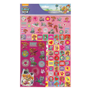 Joblot Top Quality Children Stickers 215 NEW Assorted Packs Famous Brands Crafts