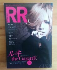Visual Kei Magazin Rock And Read 033 Ruki The Gazette J-Rock Japan