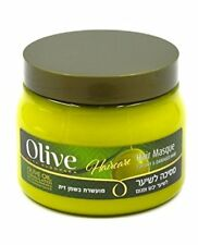 Olive Hair Mask for Dry and Damaged Hair 500ml 16.5fl.oz by Frulatte