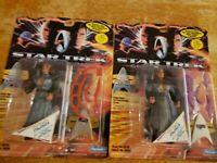 Star Trek Generations Action Figures LURSA &  B'ETOR Toys Sealed Vintage 1994