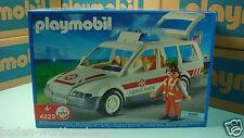 Playmobil 4223 rescue series wagon SUV mint in box for collectors MIBNO New