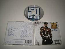 50 CENT/THE MASSACRO(SHADY/075021038851)CD ALBUM