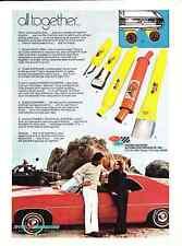 1970-1971 FORD TORINO  ~  ORIGINAL AD