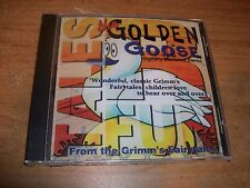 (3) Tales R Fun: The Golden Goose Tom Thumb Hansel & Grethel CDs Fairytales NEW