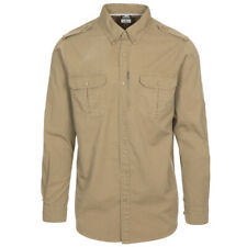 Trespass Mens Ballardean Long Sleeve Shirt