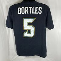 Nike Jacksonville Jaguars Mens Large Blake Bortles #5 Jersey Style T-Shirt