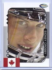 "SIDNEY CROSBY 2005 ""TEAM CANADA"" ""ARTIST PROOF LIMITED TO 49"" ROOKIE CARD!"