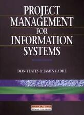 Project Management for Information Systems-James Cadle