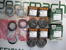 Land Rover Discovery 1, Wheel Bearing KIT X 2, FRONT OR REAR OEM TIMKEN, BK0105A