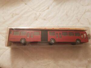 A Model Bendy Bus In Ho Gauge By Wilking Boxed