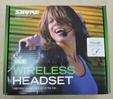 Shure BLX Wireless Headset Stystem  BLX14-/P31-H9