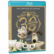 Wallace and Gromit - The Complete 4 Movie Collection (Blu-Ray) With Slipcover