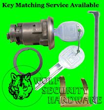 Chevy Camaro Caprice Impala Others Trunk Boot Lock Key Cylinder Tumbler 2 Keys