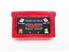 NES Classics Games 150 in 1 - GBA Gameboy Advance Multicart Game Boy Cart