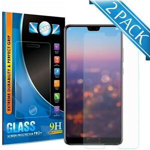 TEMPERED GLASS SCREEN PROTECTOR FOR HUAWEI P20 PRO ITEC GORILLA GLASS