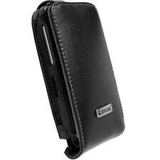 Étuis, housses et coques avec clip noirs Krusell pour téléphone mobile et assistant personnel (PDA) HTC