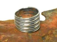 Chunky Sterling Silver 925 RING  -  Gift Boxed