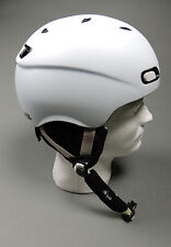 NEW Reya RED Girl's / Child Adjustable Ski / Snowboarding Helmet X-Small (White)