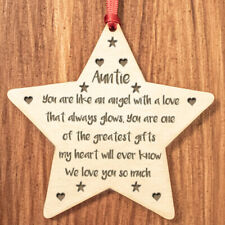 Gifts for Her Auntie Nanny Nan Gran Grandma Mum Christmas Birthday Decoration Z2