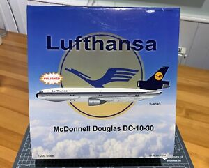 BBOX0514 McDonnell Douglas DC-10-30 D-ADAO Lufthansa Polished MINT not displayed