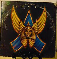 Angel - Angel - 1975 Casablanca #NBLP7021 Classic Rock Vinyl LP - VG/VG