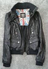 River Island Biker No Pattern Casual Women's Coats & Jackets