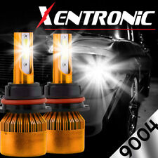 Xentronic Led Hid Headlight Conversion kit 9004 Hb1 6000K 1989-1994 Dodge Shadow (Fits: Lynx)
