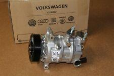VW Golf Mk6 Audi Q3 A/C Compressor (Sanden) Check FIRST 5K0820803J New Genuine